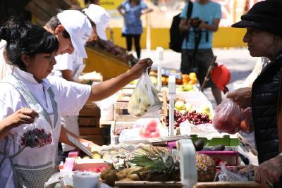 Inflación: La Ferias de la Ciudad son una alternativa para comprar más barato