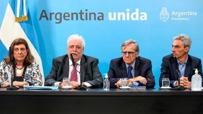 Proponen declarar personalidades destacadas de la salud a los infectólogos que asesoran a Alberto Fernández