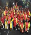 La Ciudad presentó el Carnaval Porteño, con 3 corsos en la Comuna 15