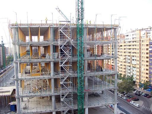 construccion edificio